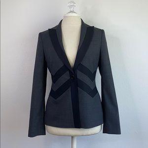BCBGMAXAZRIA Wool blend blazer, size small